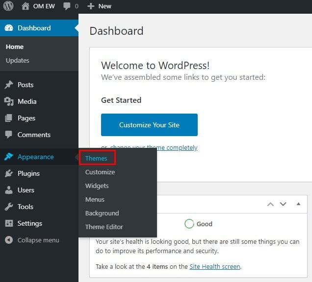 Tutorial Mengganti Theme WordPress Terbaru 2020
