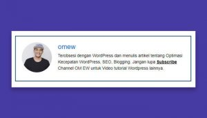Cara Menambahkan Kolom Author di Wordpress