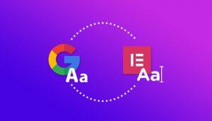 Tutorial Merubah Google Font Menjadi Lokal Font di Elementor
